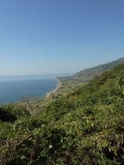 Entlang Malawi See