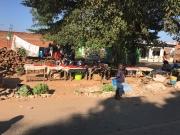 Straßenbild Malawi1