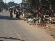 Straßenbild Malawi10