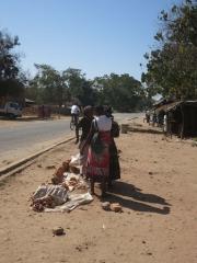 Straßenbild Malawi16