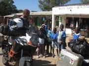 Straßenbild Malawi17