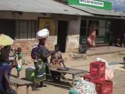 Straßenbild Malawi18