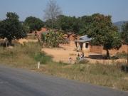 Straßenbild Malawi2