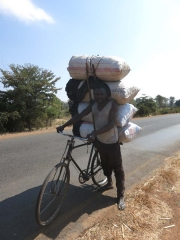 Straßenbild Malawi22