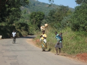 Straßenbild Malawi5