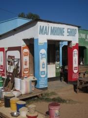 Straßenbild Malawi8