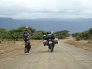 Way to Lake Natron1