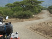 Way to Lake Natron3